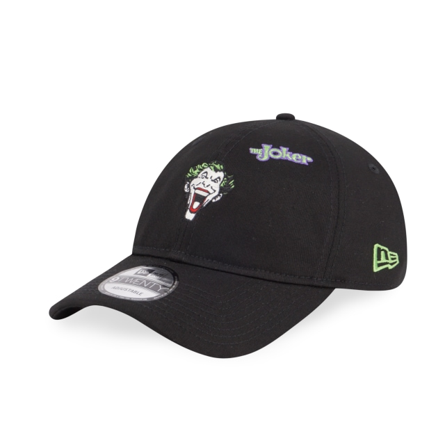 Joker Dc Comics Black 9twenty | New Era Cap