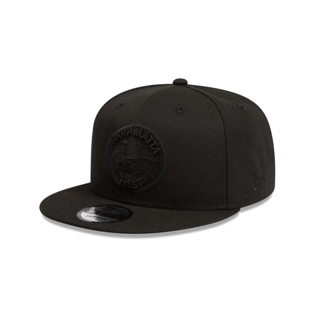 Parramatta Eels Black 9fifty | New Era Cap