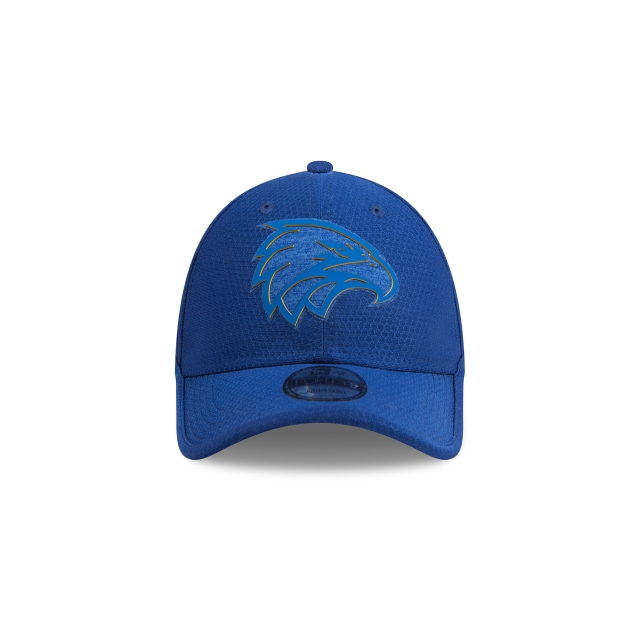 West Coast Eagles Blue 2020 Training Forty9 | West Coast Eagles Hats | New Era Cap