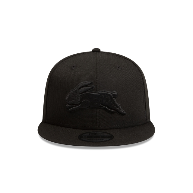 South Sydney Rabbitohs Black 9fifty | South Sydney Rabbitohs Caps | New Era Cap