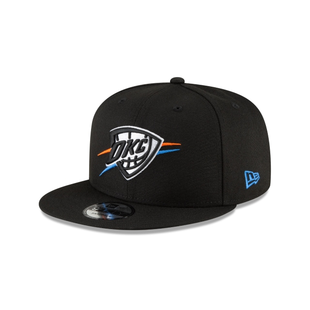 Oklahoma City Thunder NBA City Edition Alt 9FIFTY Snapback | Oklahoma City Thunder Hats | New Era Cap