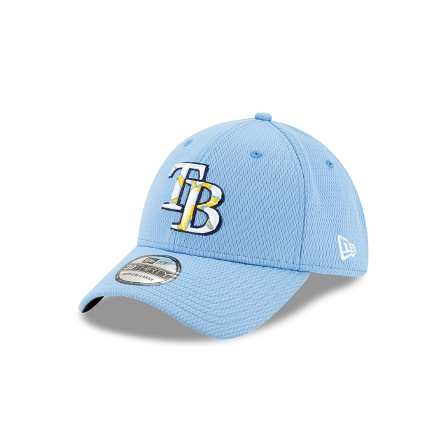 Tampa Bay Rays 2021 Spring Training Official Team Colours 39THIRTY | Tampa Bay Rays Hats | New Era Cap