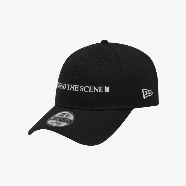 New Era X Bts Black 9TWENTY | Bts Hats | New Era Cap