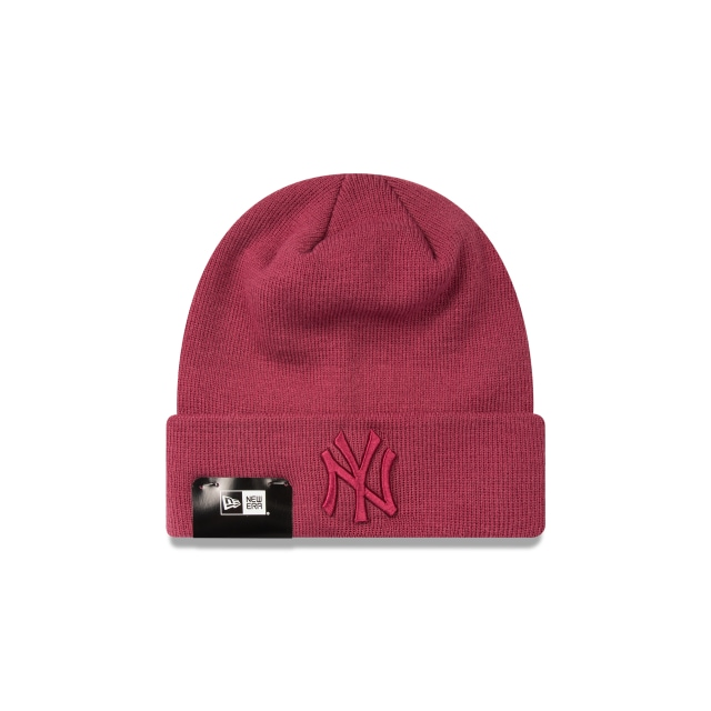 New York Yankees Sangria Cuff Beanie | New Era Cap