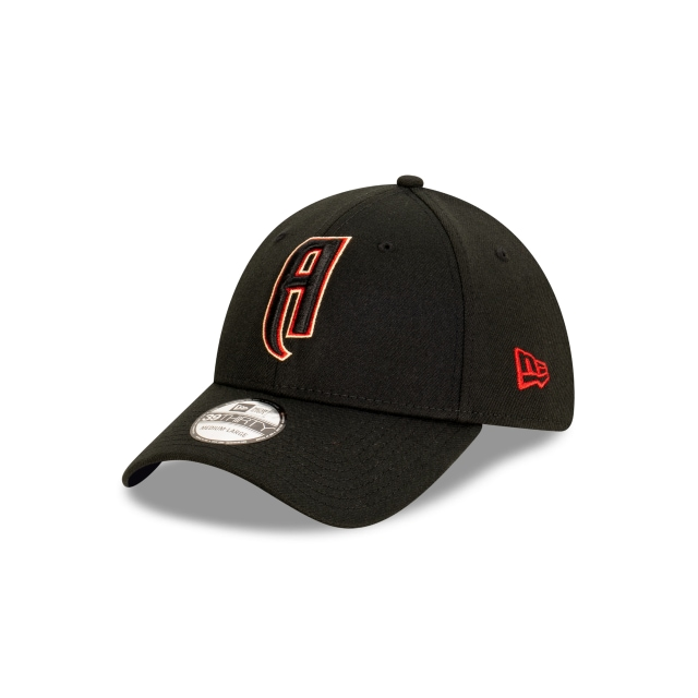 Arizona Diamondbacks 2020 MLB Ligature Official Team Colours 39THIRTY Stretch Fit | Arizona Diamondbacks Hats | New Era Cap