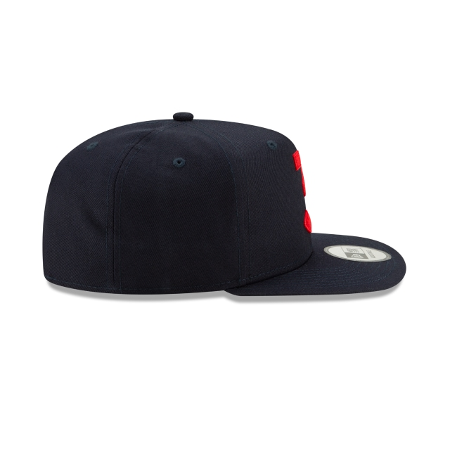 Chance The Rapper 3 Navy High Crown 9fifty | Action Smu - Other Caps | New Era Cap