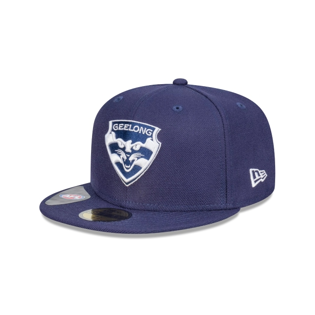 Geelong Cats Team Colour 59fifty Fitted | New Era Cap