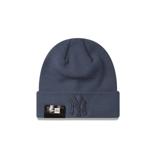 New York Yankees Dark Blue Cuff Beanie | New Era Cap
