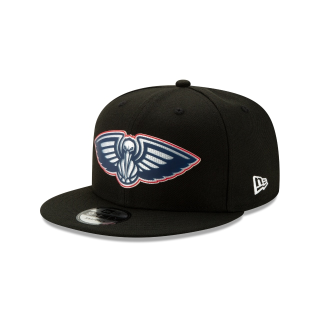 New Orleans Pelicans NBA Authentics Back HaLF Series 9FIFTY Snapback | New Orleans Pelicans Hats | New Era Cap