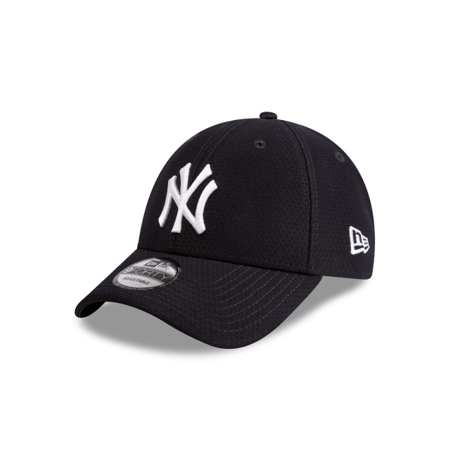New York Yankees Navy Hex Era 9FORTY | New York Yankees Hats | New Era Cap