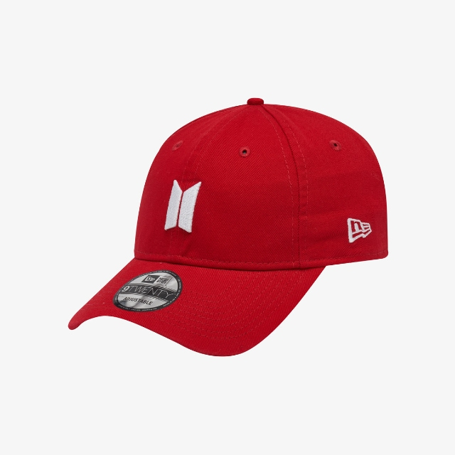 New Era X Bts Scarlet 9TWENTY | Bts Hats | New Era Cap