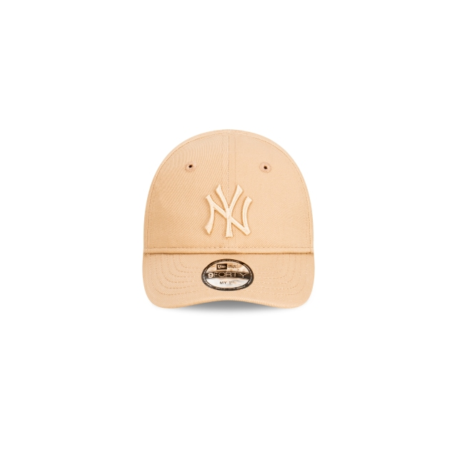 New York Yankees Camel My 1st Infant 9FORTY | New York Yankees Hats | New Era Cap