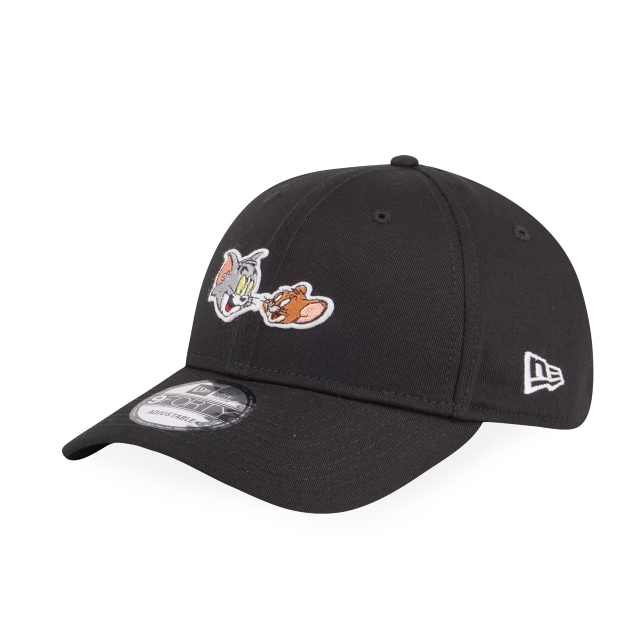Tom And Jerry Black Unstructured 9FORTY | Tom And Jerry Hats | New Era Cap