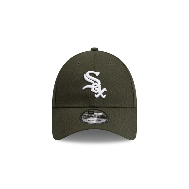 Chicago White Sox Dark Seaweed 9FORTY | Chicago White Sox Hats | New Era Cap