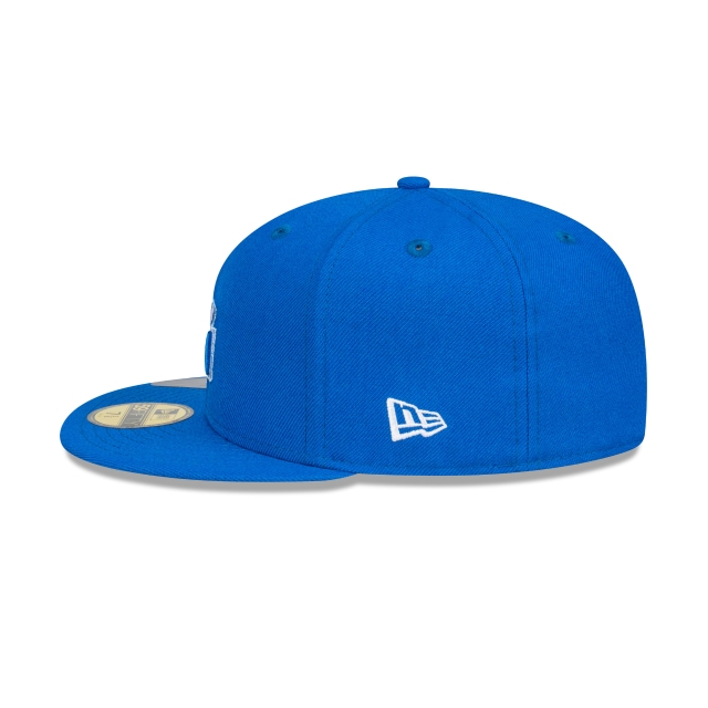 North Melbourne Kangaroos Team Colour 59FIFTY Fitted | North Melbourne Kangaroos Hats | New Era Cap