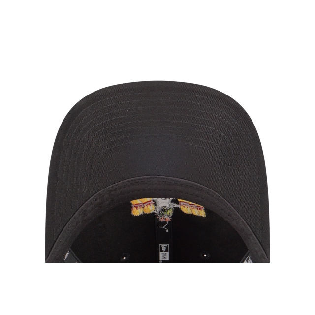 Tom And Jerry Bowling Black Unstructured 9FORTY | Tom And Jerry Hats | New Era Cap
