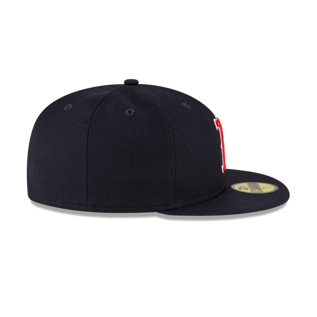 Boston Red Sox Pink Undervisor 59FIFTY Fitted | Boston Red Sox Hats | New Era Cap