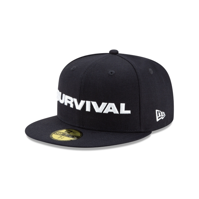 Dave East Survival Navy 59FIFTY Fitted | Dave East Hats | New Era Cap