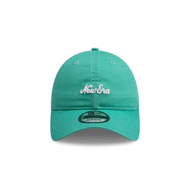 New Era Script Logo Mint 9TWENTY | New Era Cap