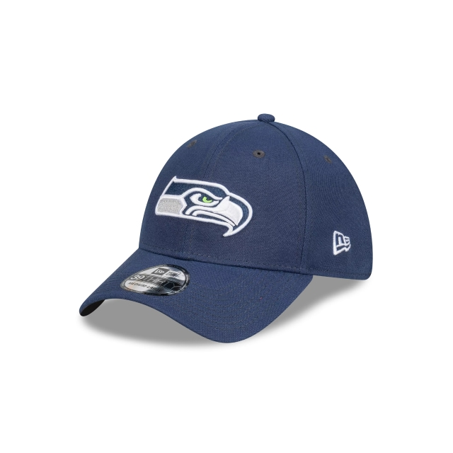 Seattle Seahawks Team Colour 39thirty | New Era Cap
