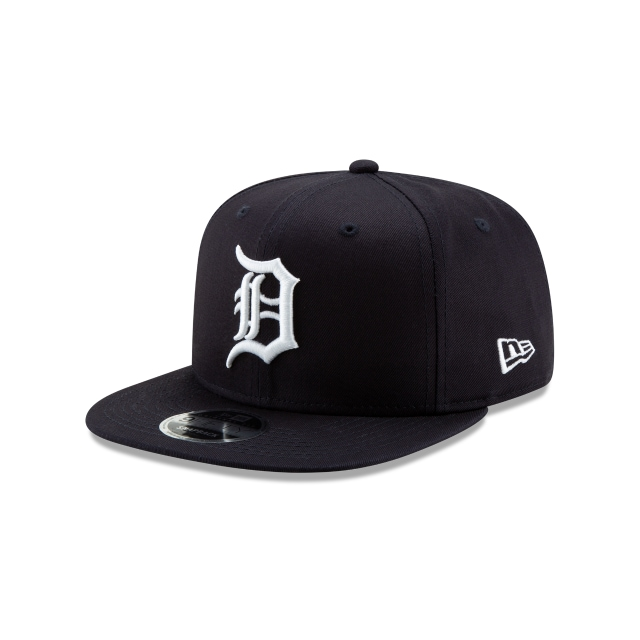 Detroit Tigers Navy Off Side Original Fit 9FIFTY | Detroit Tigers Hats | New Era Cap