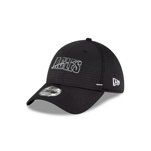 Philadelphia Eagles NFL Training Black 39THIRTY | Philadelphia Eagles Hats | New Era Cap