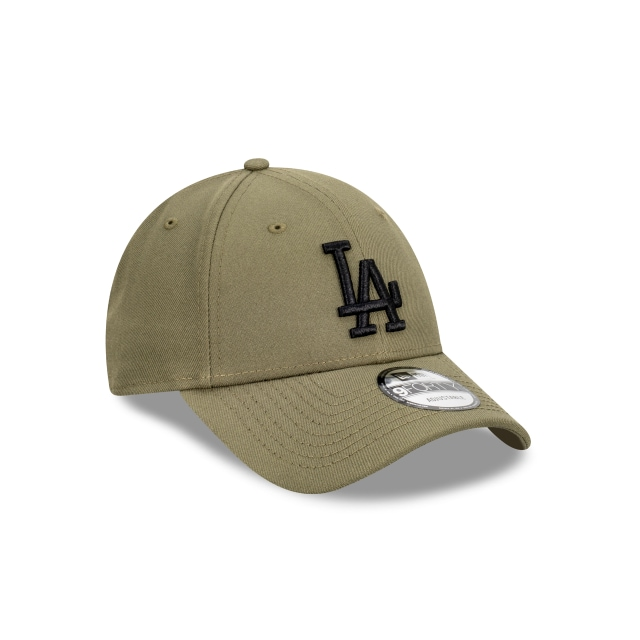 Los Angeles Dodgers Olive And Black 9FORTY | Los Angeles Dodgers Hats | New Era Cap