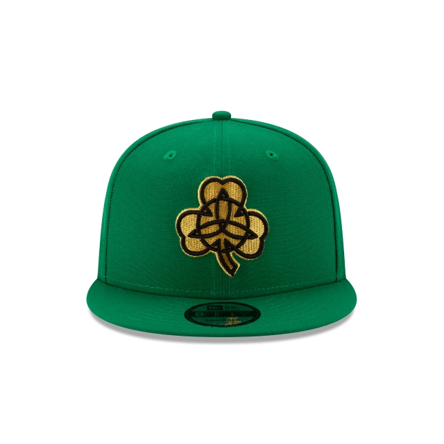 Boston Celtics Alt NBA Authentics City Series 9FIFTY Snapback | Boston Celtics Hats | New Era Cap