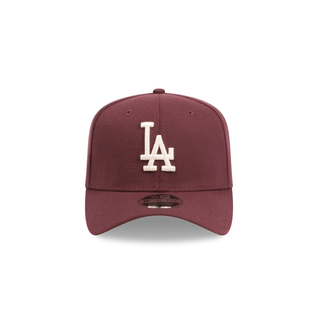 Los Angeles Dodgers Maroon 9fifty Stretch Snapback | Los Angeles Dodgers Baseball Caps | New Era Cap