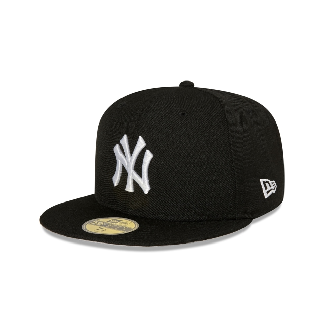 New York Yankees Black 59fifty Fitted | New Era Cap