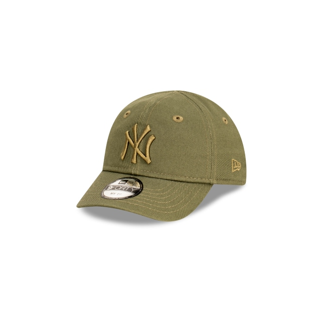 New York Yankees Olive My 1st Infant 9FORTY | New York Yankees Hats | New Era Cap