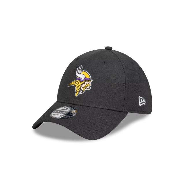 Minnesota Vikings Team Colour 39THIRTY | Minnesota Vikings Hats | New Era Cap