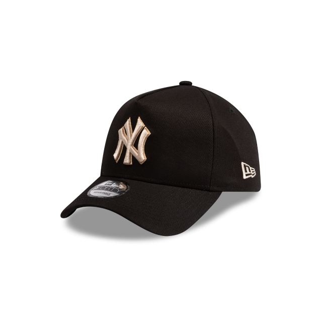 New York Yankees Black And Stone 9forty A Frame | New Era Cap