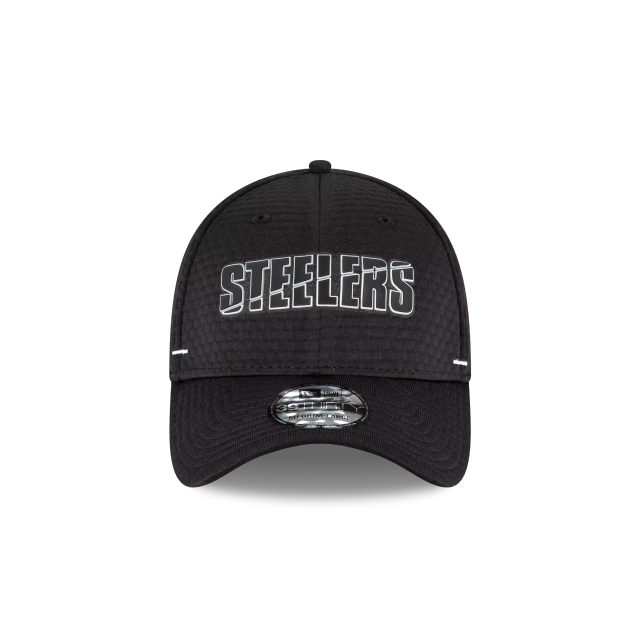Pittsburgh Steelers NFL Training Black 39THIRTY | Pittsburgh Steelers Hats | New Era Cap