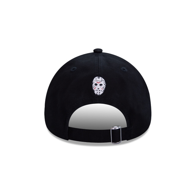 Friday The 13th Black 9FORTY Unstructured | Horror Collection Hats | New Era Cap