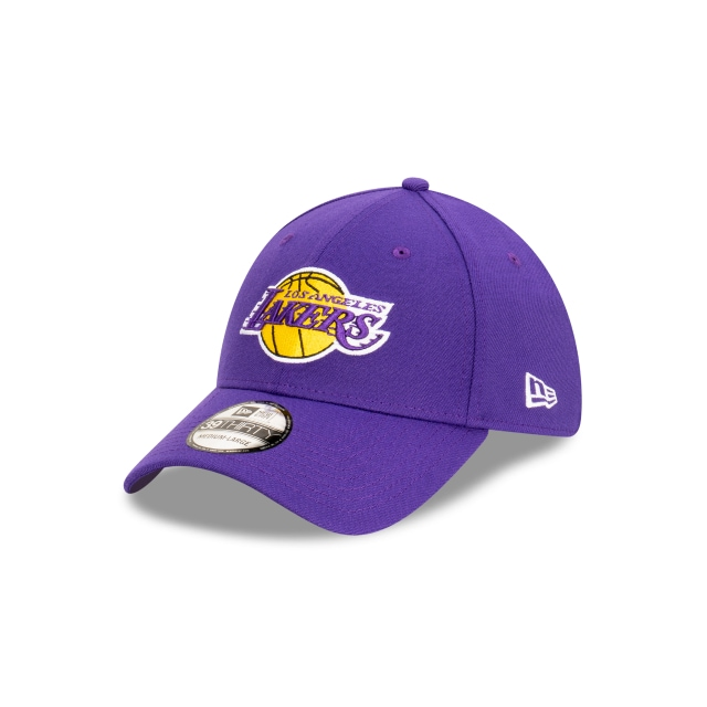 Los Angeles Lakers Official Team Colour 39THIRTY | Los Angeles Lakers Hats | New Era Cap