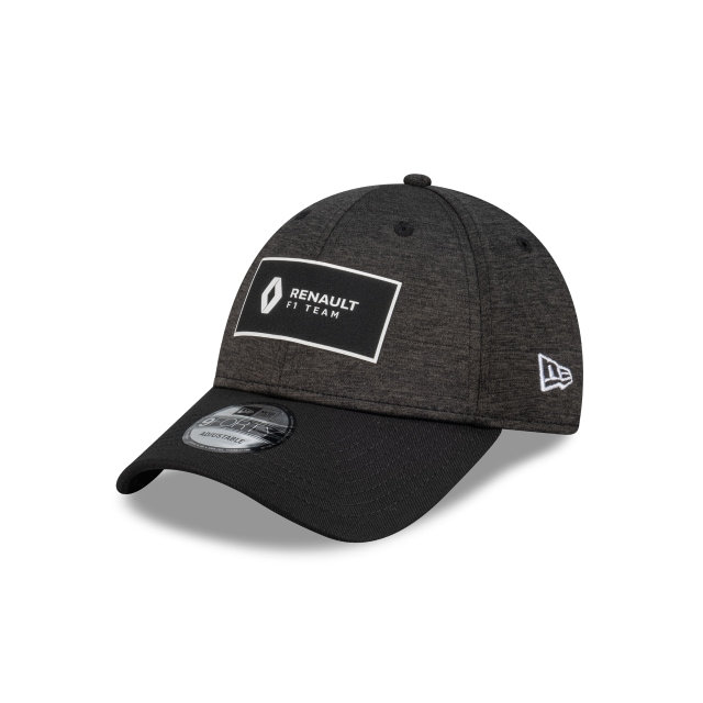 Renault F1 Black Shadow Tech 9FORTY | Renault Hats | New Era Cap