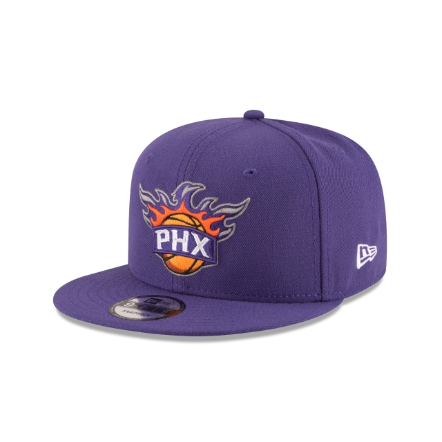 Phoenix Suns Official Team Colour 9FIFTY Snapback | Phoenix Suns Hats | New Era Cap