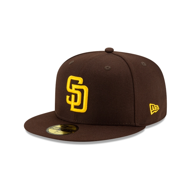 San Diego Padres 2020 Authentic Collection 59FIFTY Fitted | San Diego Padres Hats | New Era Cap