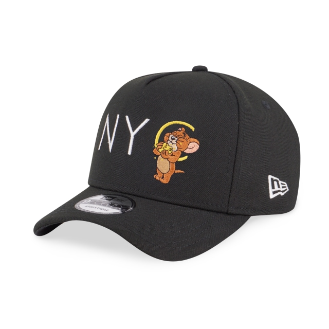 Tom And Jerry Nyc Black K-frame 9FORTY | Tom And Jerry Hats | New Era Cap