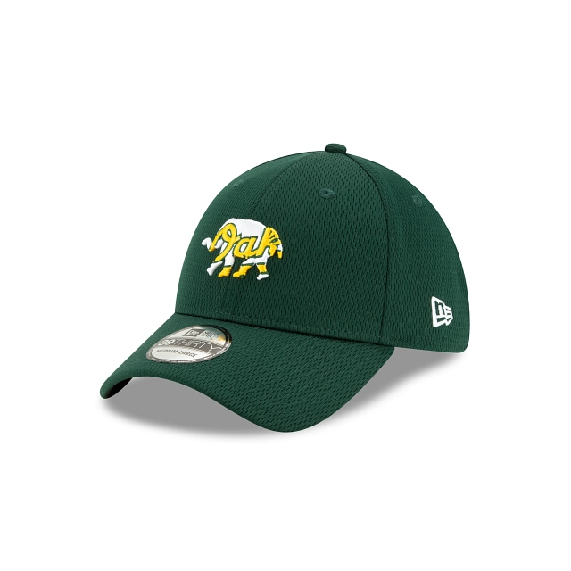 Oakland Athletics 2021 Spring Training Official Team Colours 39THIRTY | Oakland Athletics Hats | New Era Cap