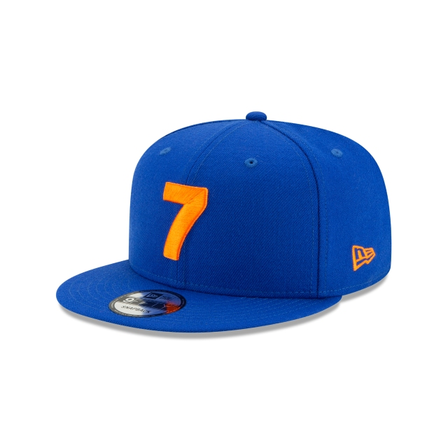 Compound Blue And Orange 9FIFTY Snapback | Compound Collection Hats | New Era Cap